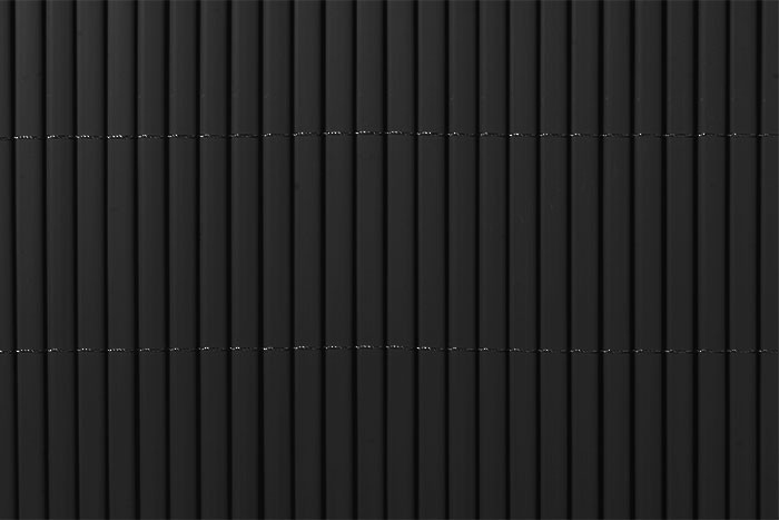 double sided pvc slat privacy fencing. Black Bedroom Furniture Sets. Home Design Ideas