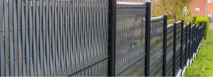 PP/PVC privacy screen bands for wire fencing