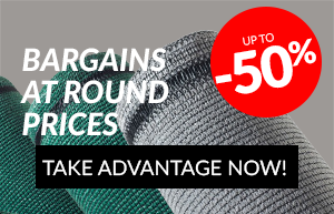 Bargains at round prices